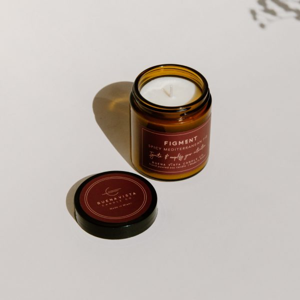 Figment (Spicy Mediterranean Fig) in Amber Luxe