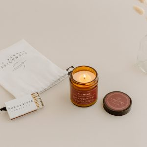Solo Lux Candle & Gift Bag